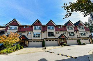 "Main Photo: 3 6299 144 Street in Surrey: Sullivan Station Townhouse for sale in ""ALTURA"" : MLS®# R2329067"