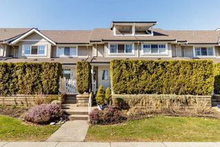 """Main Photo: 19 2927 FREMONT Street in Port Coquitlam: Riverwood Townhouse for sale in """"RIVERSIDE TERRACE"""" : MLS®# R2350829"""