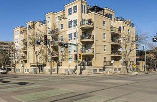 Main Photo: 304 10606 102 Avenue in Edmonton: Zone 12 Condo for sale : MLS®# E4148519