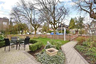 Photo 19: 3254 W 6TH Avenue in Vancouver: Kitsilano House 1/2 Duplex for sale (Vancouver West)  : MLS®# R2356326