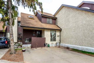 Photo 22: 706 SADDLEBACK Road in Edmonton: Zone 16 Townhouse for sale : MLS®# E4154163
