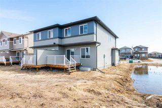 Photo 27: 712 Berg Loop: Leduc House Half Duplex for sale : MLS®# E4154792