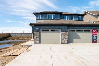 Photo 2: 712 Berg Loop: Leduc House Half Duplex for sale : MLS®# E4154792