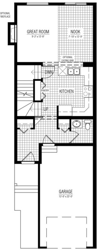 Photo 29: 712 Berg Loop: Leduc House Half Duplex for sale : MLS®# E4154792