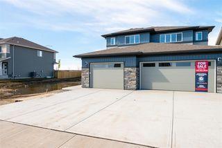 Photo 25: 712 Berg Loop: Leduc House Half Duplex for sale : MLS®# E4154792