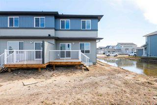 Photo 28: 712 Berg Loop: Leduc House Half Duplex for sale : MLS®# E4154792