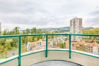 "Photo 16: 1201 3071 GLEN Drive in Coquitlam: North Coquitlam Condo for sale in ""PARC LAURENT"" : MLS®# R2380966"