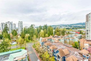 "Photo 17: 1201 3071 GLEN Drive in Coquitlam: North Coquitlam Condo for sale in ""PARC LAURENT"" : MLS®# R2380966"