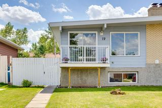 Photo 3: 72 QUEEN ISABELLA Close SE in Calgary: Queensland Semi Detached for sale : MLS®# C4254549