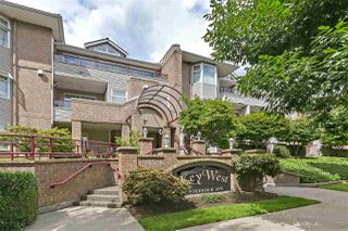 "Main Photo: 109 1999 SUFFOLK Avenue in Port Coquitlam: Glenwood PQ Condo for sale in ""Key West"" : MLS®# R2383750"