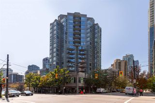 Photo 1: 510 1212 HOWE Street in Vancouver: Downtown VW Condo for sale (Vancouver West)  : MLS®# R2409648