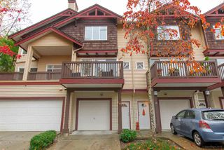 """Photo 1: 46 15 FOREST PARK Way in Port Moody: Heritage Woods PM Townhouse for sale in """"DISCOVERY RIDGE"""" : MLS®# R2420824"""
