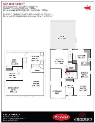 Photo 22: 1015 41 Street in Edmonton: Zone 29 House for sale : MLS®# E4192627
