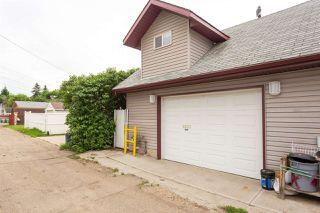 Photo 27: 9353 94 Street in Edmonton: Zone 18 House Half Duplex for sale : MLS®# E4205306