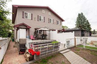 Photo 25: 9353 94 Street in Edmonton: Zone 18 House Half Duplex for sale : MLS®# E4205306