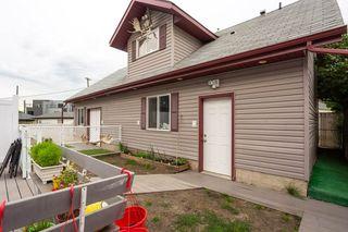 Photo 26: 9353 94 Street in Edmonton: Zone 18 House Half Duplex for sale : MLS®# E4205306
