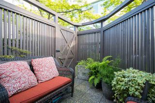 Photo 15: 1354 W 8TH Avenue in Vancouver: Fairview VW Townhouse for sale (Vancouver West)  : MLS®# R2497735