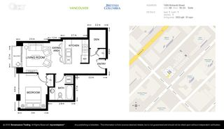"Photo 3: 2006 1295 RICHARDS Street in Vancouver: Downtown VW Condo for sale in ""The Oscar"" (Vancouver West)  : MLS®# R2518570"