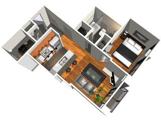 "Photo 4: 2006 1295 RICHARDS Street in Vancouver: Downtown VW Condo for sale in ""The Oscar"" (Vancouver West)  : MLS®# R2518570"