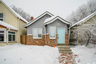 Photo 1: 214 24th Street West in Saskatoon: Caswell Hill Residential for sale : MLS®# SK834257