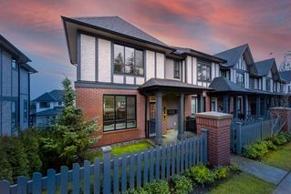 "Photo 2: 9 3500 BURKE VILLAGE Promenade in Coquitlam: Burke Mountain Townhouse for sale in ""KENTWELL"" : MLS®# R2528174"