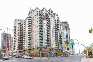 Main Photo: 1408 1111 6 Avenue SW in Calgary: Downtown West End Apartment for sale : MLS®# A1055505