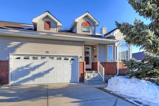 Main Photo: 75 Scotia Landing NW in Calgary: Scenic Acres Semi Detached for sale : MLS®# A1062475