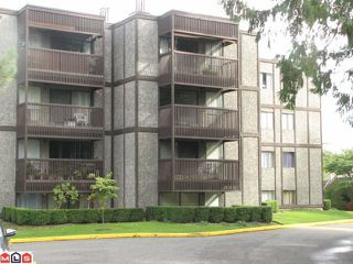 "Photo 1: 509 9672 134TH Street in Surrey: Whalley Condo for sale in ""Parkwoods -  Dogwood"" (North Surrey)  : MLS®# F1124485"