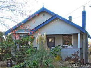 Photo 1: 322 Irving Road in VICTORIA: Vi Fairfield East Single Family Detached for sale (Victoria)  : MLS®# 301590