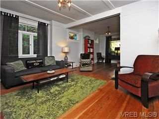 Photo 3: 322 Irving Road in VICTORIA: Vi Fairfield East Single Family Detached for sale (Victoria)  : MLS®# 301590