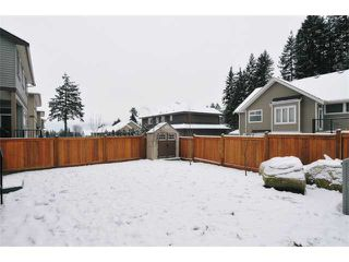 "Photo 9: 1370 MARGUERITE Street in Coquitlam: Burke Mountain House for sale in ""NOURA AT THE FOOTHILLS"" : MLS®# V925418"