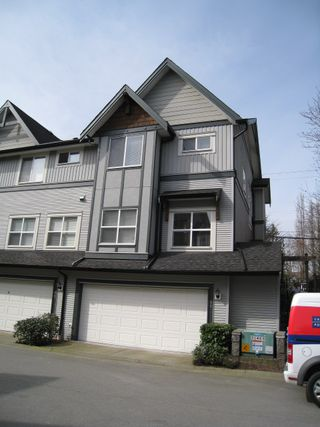 Photo 9: 90 8737 161st Street in Surrey: Fleetwood Tynehead Townhouse for sale : MLS®#  F1307593