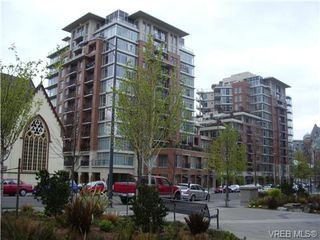 Photo 1: N701 737 Humboldt Street in : Vi Downtown Condo for sale (Victoria)  : MLS®# 272227