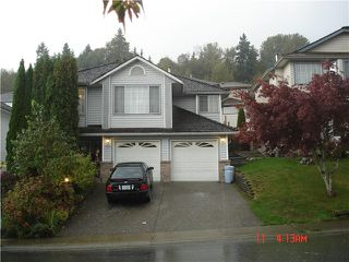 "Photo 1: 1380 KENNEY Street in Coquitlam: Westwood Plateau House for sale in ""westwood plateau"" : MLS®# V1029963"