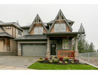 "Main Photo: 3410 DEVONSHIRE Avenue in Coquitlam: Burke Mountain House for sale in ""SOUTHVIEW"" : MLS®# V1032609"