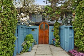Photo 1: 1837 West 19th Avenue in Vancouver: Home for sale : MLS®# V998320