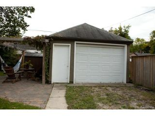 Photo 19: 524 St Catherine Street in WINNIPEG: St Boniface Residential for sale (South East Winnipeg)  : MLS®# 1423542