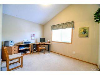 Photo 8: 100 Blackwood Bay in WINNIPEG: Fort Garry / Whyte Ridge / St Norbert Residential for sale (South Winnipeg)  : MLS®# 1500601