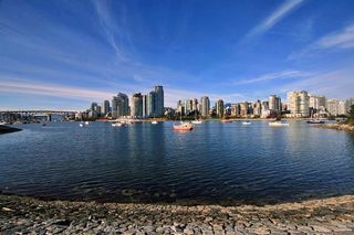 "Photo 3: 505 1508 MARINER Walk in Vancouver: False Creek Condo for sale in ""MARINER POINT"" (Vancouver West)  : MLS®# V1098904"