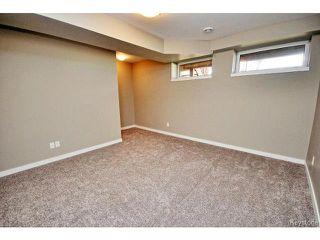 Photo 18: 114 Harrowby Avenue in WINNIPEG: St Vital Residential for sale (South East Winnipeg)  : MLS®# 1508835