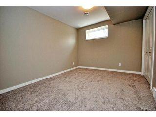 Photo 19: 114 Harrowby Avenue in WINNIPEG: St Vital Residential for sale (South East Winnipeg)  : MLS®# 1508835