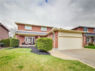 Main Photo: 1093 Mesa Crest in Mississauga: Lorne Park House (2-Storey) for sale : MLS®# W3182604