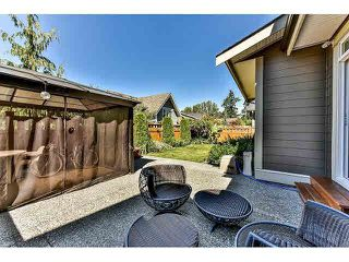 """Photo 19: 14249 36A Avenue in Surrey: Elgin Chantrell House for sale in """"Southport"""" (South Surrey White Rock)  : MLS®# F1447447"""
