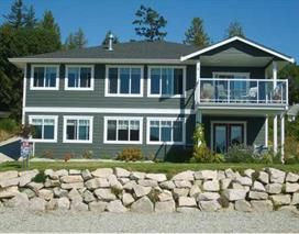 Main Photo: 6374 SAMRON Road in Sechelt: Sechelt District House for sale (Sunshine Coast)  : MLS®# R2002007