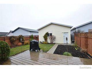 Photo 45: 5024 PRIMROSE Lane in Regina: Garden Ridge Single Family Dwelling for sale (Regina Area 01)  : MLS®# 553465