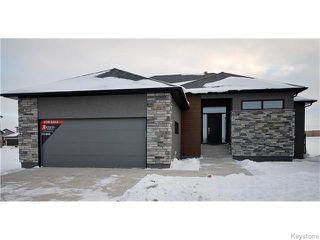 Photo 1: 34 Blackheath Close in WINNIPEG: St Vital Residential for sale (South East Winnipeg)  : MLS®# 1600984