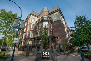 "Photo 1: 205 2628 MAPLE Street in Port Coquitlam: Central Pt Coquitlam Condo for sale in ""VILLAGIO 2"" : MLS®# R2061662"
