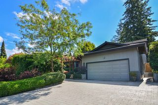 "Photo 1: 6880 ROCKFORD Place in Delta: Sunshine Hills Woods House for sale in ""SUNSHINE HILLS"" (N. Delta)  : MLS®# R2093097"