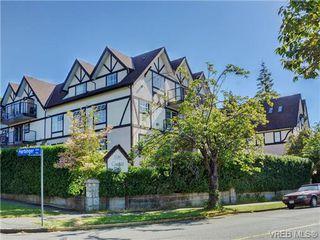 Photo 1: 204 1246 Fairfield Rd in VICTORIA: Vi Fairfield West Condo Apartment for sale (Victoria)  : MLS®# 740928