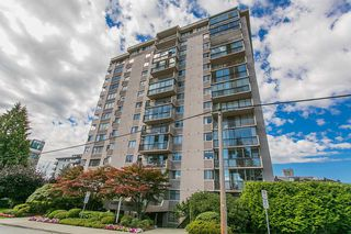 "Photo 19: 801 555 13TH Street in West Vancouver: Ambleside Condo for sale in ""PARKVIEW TOWERS"" : MLS®# R2105654"